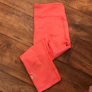 Under Armour Pants - Under Armour Capri Leggings